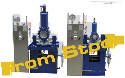 valve test bench SVM 20 WEB